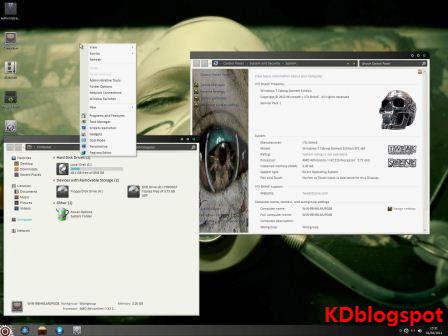 Windows 7 Cyborg Gamerz Edition x64 SP1   3.7 GB Mediafire ...