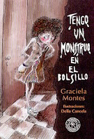 TENGO UN MONSTRUO EN EL BOLSILLO - MONTES