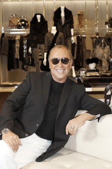 Shopping savage michael kors gets a swanky new address for Michael kors rockefeller center