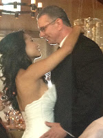 Robert Irvine Gail Kim Wedding