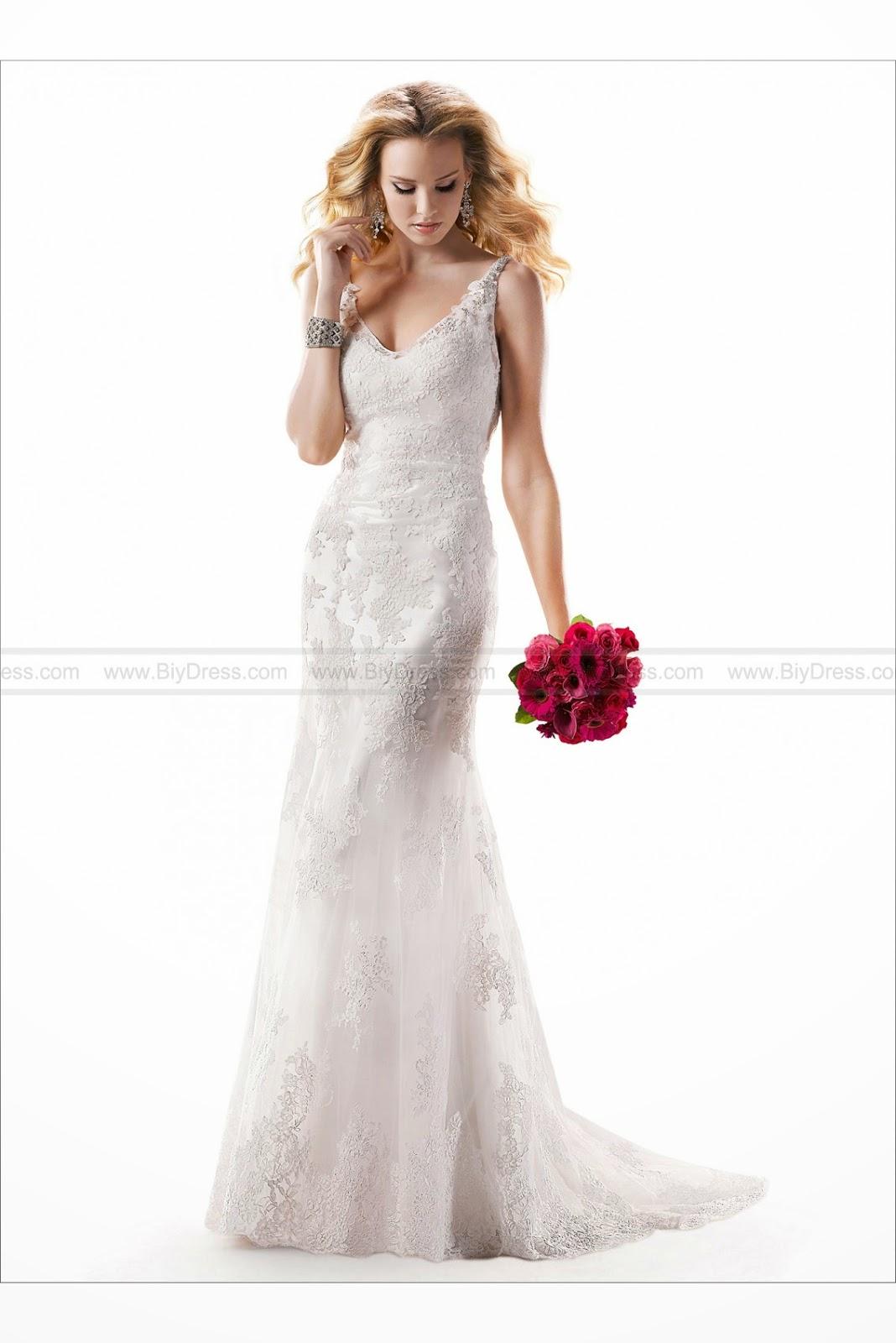 2016 Cheap Wedding Dresses Online at biydress.com: Beautiful bride ...