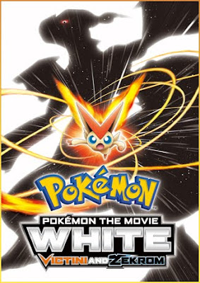 Watch Pokemon the Movie: White - Victini and Zekrom 2011 Hollywood Movie Online | Pokemon the Movie: White - Victini and Zekrom 2011 Hollywood Movie Poster