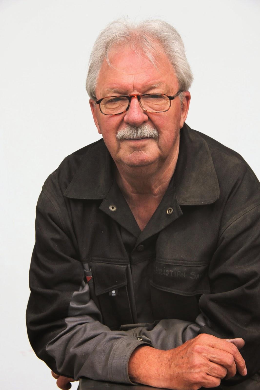 Christian sahli eisenplastiker biografie for Christian koch architekt