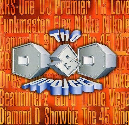 THE D&D PROJECT - VOL.1 (1995)