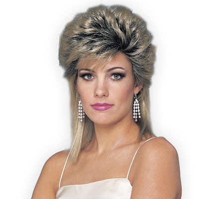 Classy 80s Female Hairstyle Photos 2