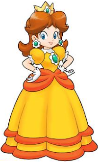 Princess Daisy [100 %]
