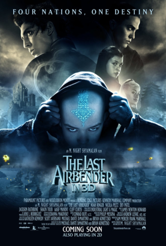 Film Avatar the Legend Of Aang Versi Manusia