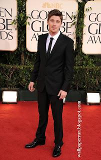 Garrett Hedlund attends the 68th Annual Golden Globe Awards in Beverly Hills