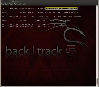 How To Hack WiFi Password On Backtrack 5r3 2015