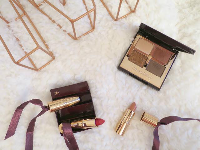 What I Got For Christmas Presents 2015 Charlotte Tilbury Makeup