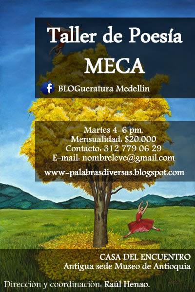 Taller de Poesía MECA