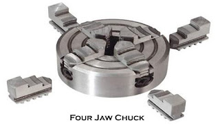 Four Jaw Independent Chuck