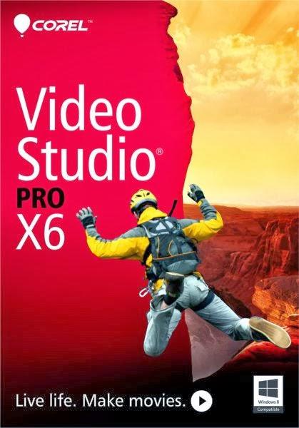 corel videostudio pro x6 serial key