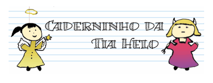 Caderninho da Tia Helo