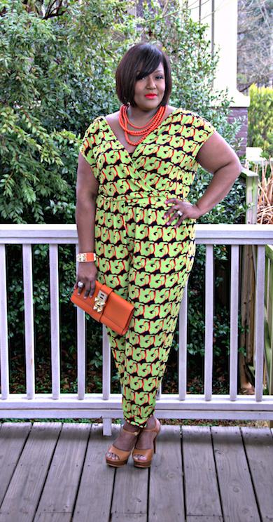 Dear Curvy Girls, Wear What Makes You Happy!