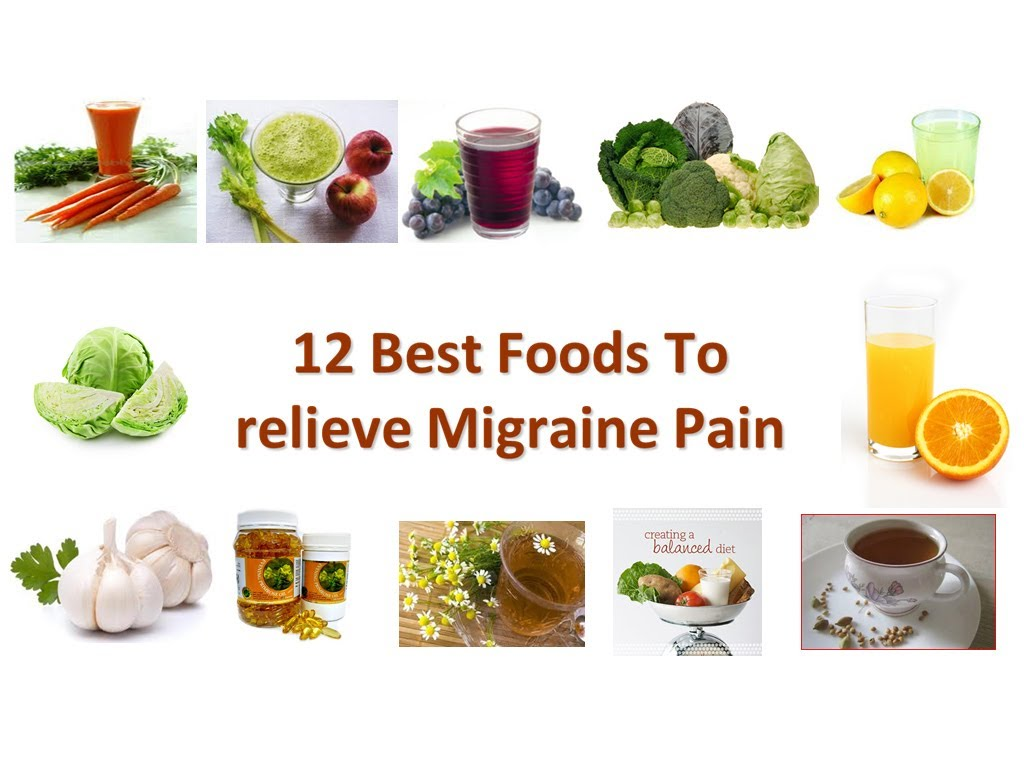 welcome to finerish's blog: foods proven to help relieve migraines