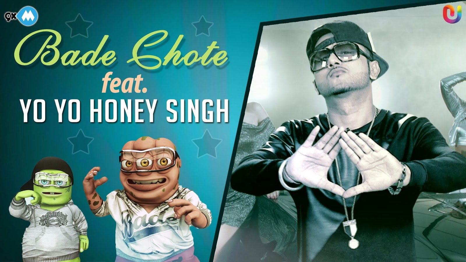 Bakwaaspan - Bade Chote Ft. Yo Yo Honey Singh [9XM] - Multi-Links 6