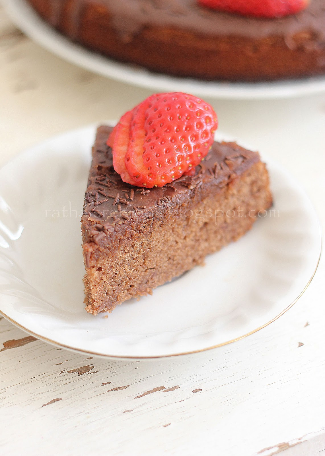 Chocolate Mocha Cake Recipe