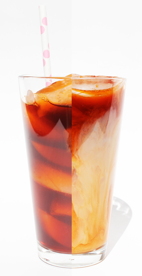 Darkside Iced Tea Recipe — Dishmaps