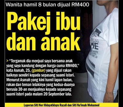 cewek indonesia hamil