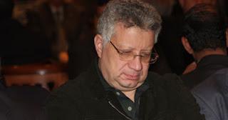 مداخلة مرتضى منصور كاملة مع خالد الغندور بعد هروب فيريرا من الزمالك : فاشل ومجرم وخمورجي