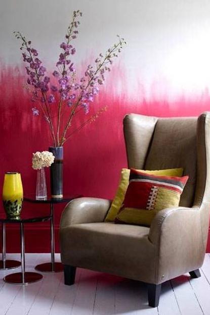 Gambar Lukisan Dinding Modern Rumah Minimalis