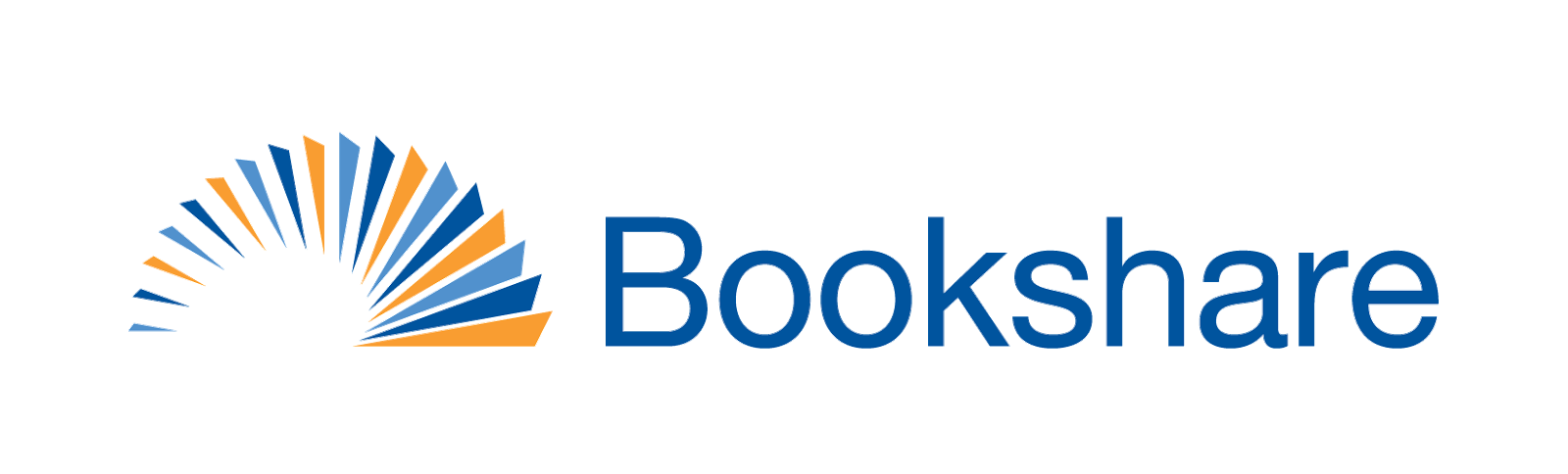 Logo of Bookshare, a Benetech Global Literacy Initiative.