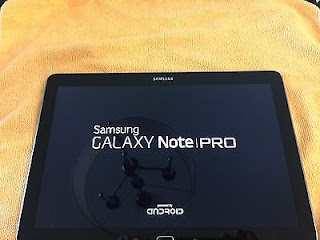 Verizon Samsung Galaxy Note 12.2 Pro SM-P905V
