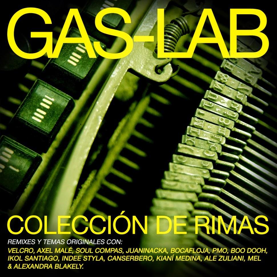 Gas-Lab - Colección De Rimas [2012]