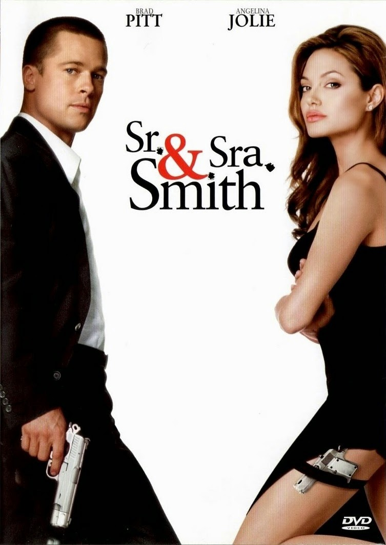 Sr. e Sra. Smith – Dublado (2005)