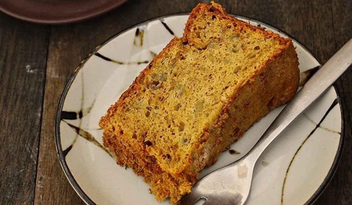 Resep Chiffon Cake Pisang