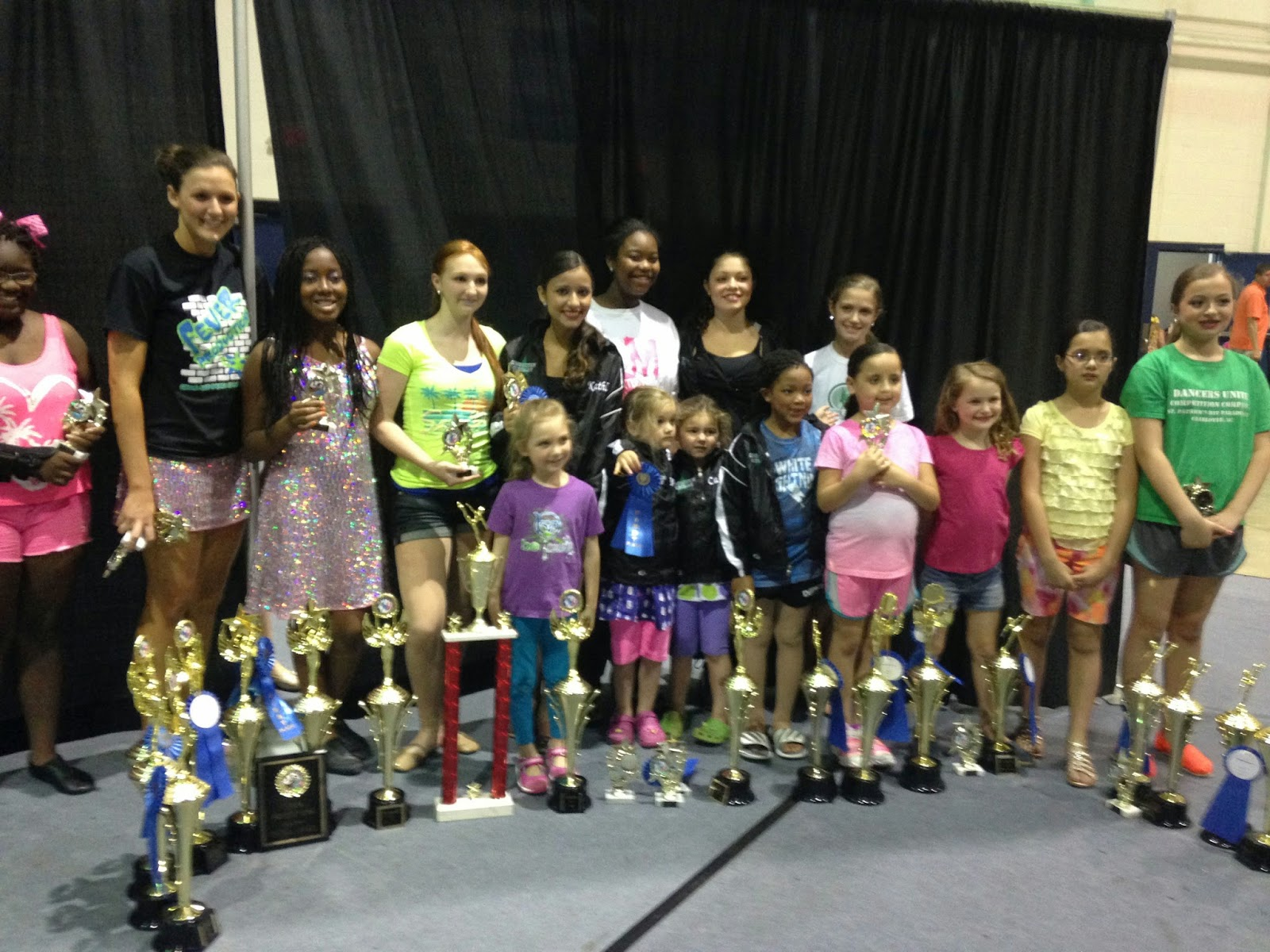 fort mill competition dance school wins