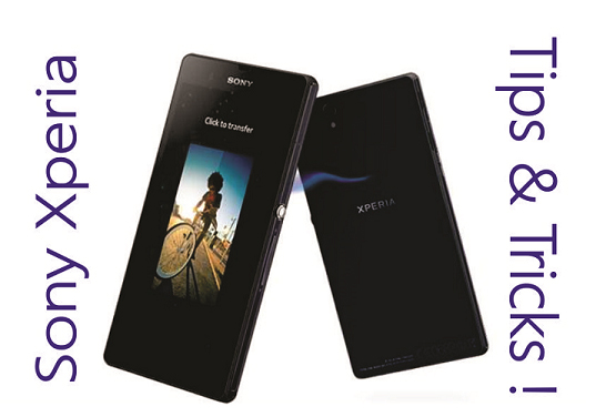 Getting More from Sony Xperia M – Tips and Tricks !
