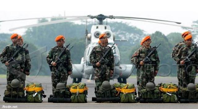 TNI AU Tingkatkan Pengembangan Operasi Intelijen