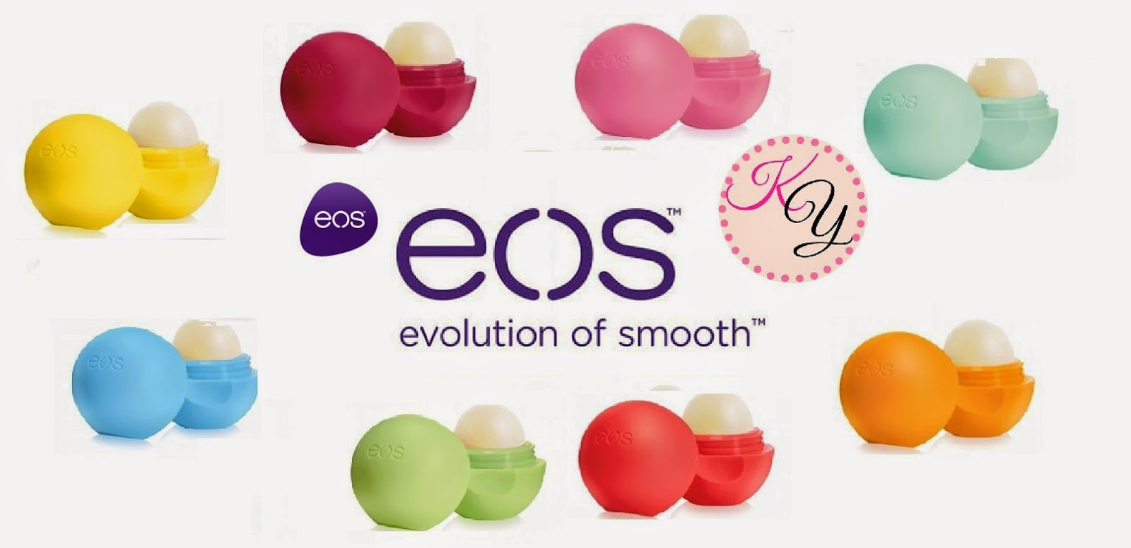KaiyYeen: Review : EOS Sweet Mint Lip Balm (Evolution of ... Eos Evolution Of Smooth Lip Balms