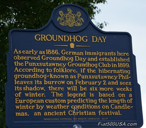 About Groundhog Day