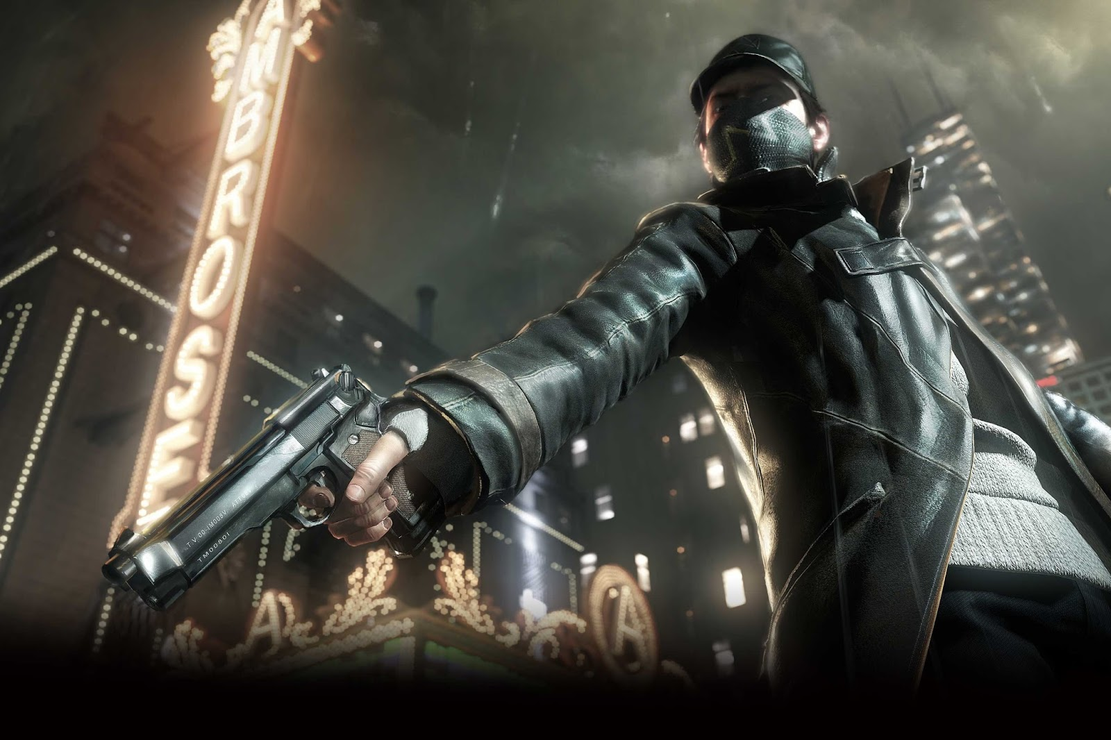 aiden pearce in watch dogs wallpapers - Watch Dogs Aiden Pearce Wallpaper Video Games Blogger