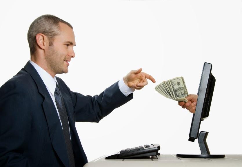 negócio na internet