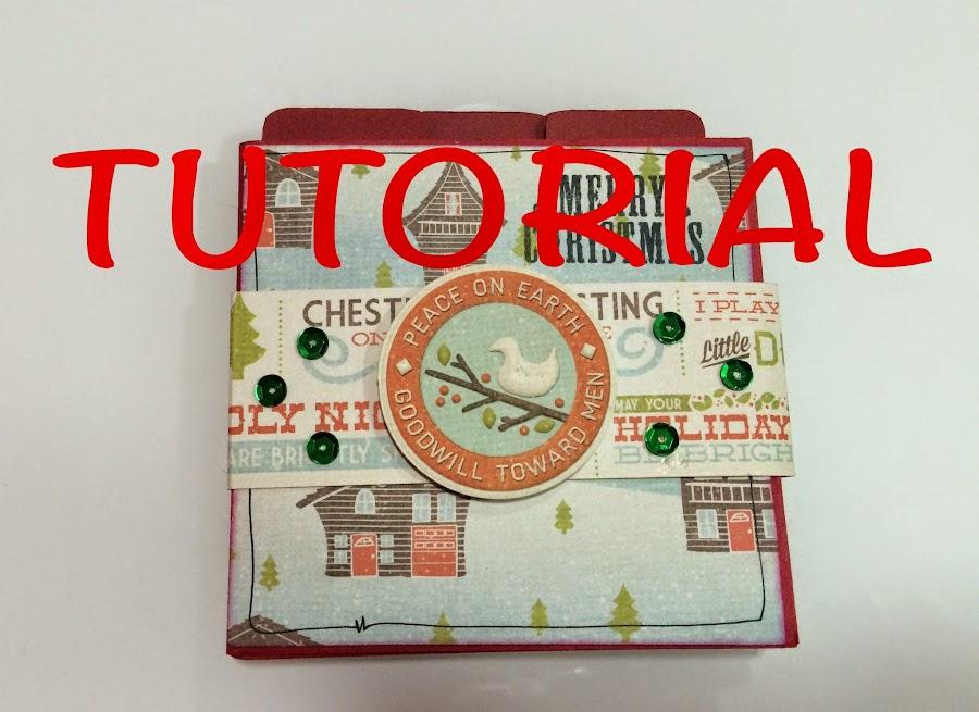 Hacer album de fotos paso a paso - Manualidades album de fotos casero ...