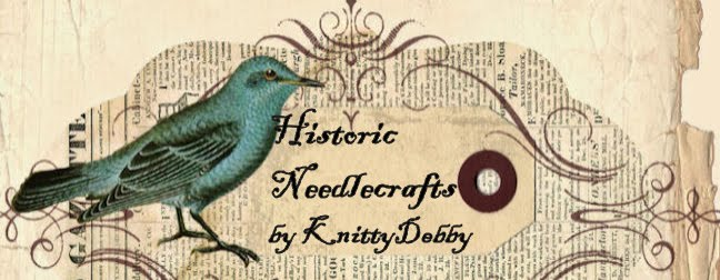 Historic Needlecrafts by KnittyDebby