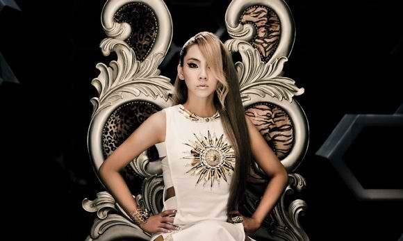cl the baddest female album 1