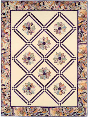 Double Dresden Delight by Melissa Corry | Quilting Pattern