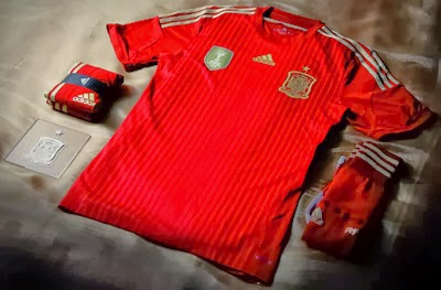 camiseta España mundial 2014 comprar precio