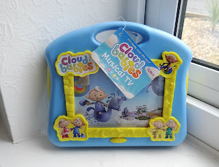 Cloudbabies, Cloudbabies toys, Cloudbabies Musical TV