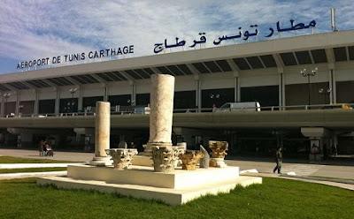 Aéroport Tunis-Carthage : réouverture de l'espace aérien ce soir