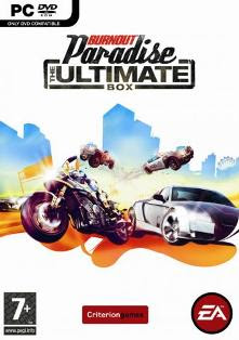 Download Game Burnout Paradise : The Ultimate Box Full