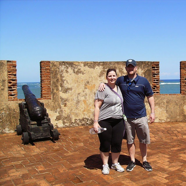 Fort San Felipe - Dominican - copyright Chrystal Scales