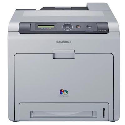 Samsung CLP-620ND Driver Download