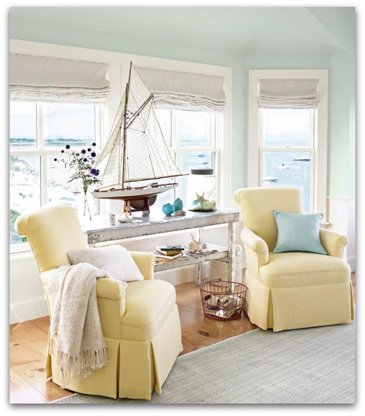 A Beautiful Beach House: Beautiful Beach House, Massachusetts, USA
