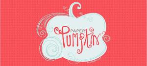 PAPER PUMPKIN!